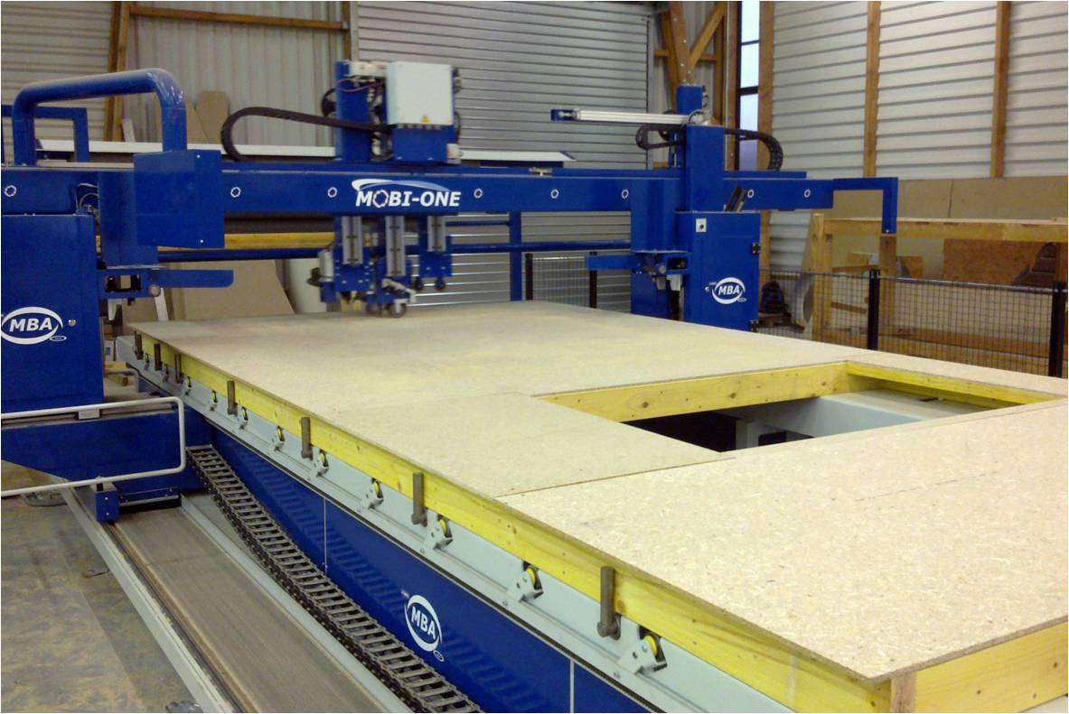 Timber Frame Machinery
